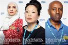 Rankin celebrates 'incredible' NHS staff with portrait series for anniversary campaign
