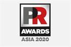 PR Awards Asia 2020: Full shortlist revealed