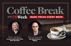 Coffee Break with Pam Jenkins, president, global public affairs, Weber Shandwick