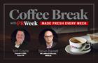 Coffee Break with Tom Coyne, founder & CEO of Coyne PR