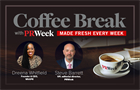 Coffee Break with Dreena Whitfield, founder and CEO of WhitPR