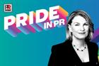 PRWeek Pride in PR: Sally Susman