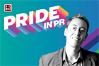 PRWeek Pride in PR: Justin Blake