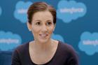 Salesforce CMO Stephanie Buscemi exits