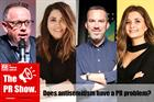 The PR Show: 'If they can remove swastikas from tombstones in a day, social media has no excuse'