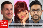 'Make social media CEOs accountable for harmful content' - The PR Show tackles regulation
