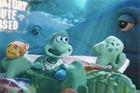 Watch: Greenpeace, Olivia Colman and animated turtles illustrate plight of oceans