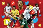 Kicking and streaming: Social media, experiential campaigns, VR transform World Cup 2018