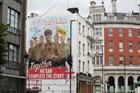 Watch: 45ft mural marks re-launch of classic comedy Dad's Army
