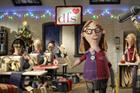 Watch: DFS staff brought to life in Christmas campaign by Wallace & Gromit animator