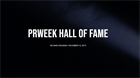 PRWEEK HALL OF FAME
