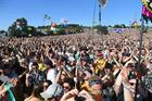 Counter-terror police launch #BeSafeBeSound campaign for summer festival season