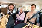 Watch: Joe Wilkinson embarks on egg hunt 'debacle' in new Garmin partnership