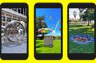 LA County Museum of Art, Snap launch AR monument collection