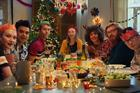 Lidl's 'tribal' Christmas campaign celebrates festive family characters