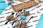 Logitech feeds products to tech hungry CES goers (in waffle form)