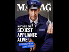 Maytag Man muscles his way into People's Sexiest Man Alive issue