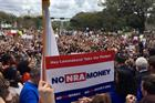 No NRA Money campaign gets push from Parkland student activists
