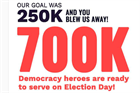 How Power the Polls helped to solve Election Day poll worker shortage