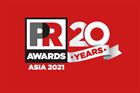 PR Awards Asia 2021: Full shortlist revealed