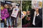 Extinction Rebellion held protest at PRWeek UK Awards against 'disingenuous' PR agencies