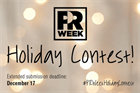 Submit now for the 2019 PRWeek Holiday Contest!