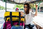 Your self-driving rickshaw has arrived: What other options should Uber offer?