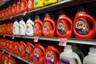 Procter & Gamble reports lowest organic profit growth in six quarters