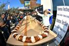California Milk Processor Board delivers a tasty treat on Three Kings' Day