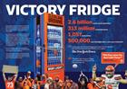 3PM wins Bronze Lion (and the thanks of Cleveland sports fans) for Victory Fridge