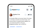 Social platform ImpactWayv launches with focus on social good