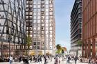 Plans submitted for 1,300-home Birmingham city centre scheme