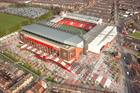 Liverpool FC announces Anfield revamp consent will lapse to allow bigger expansion