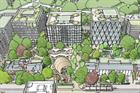 Coming up: Approval for Birmingham's New Garden Square