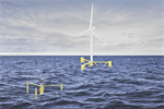 Floating offshore wind farm eyes Chevron-backed platform