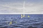 Floating offshore wind farm eyes Chevron-backed platform