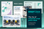 Read the October 2021 issue of Windpower Monthly online