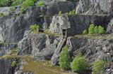 Roofing the 19th century world: how a Welsh slate region has gained global recognition