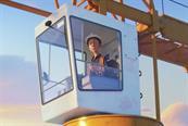 McVitie's creates crane installation at shopping centres