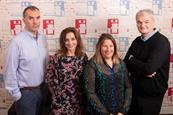 AAR: (left to right) Paul Phillips, Kerry Glazer, Victoria Fox and Martin Jones