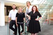 Publicis London: James Dawkins, Paulina Goodwin, Charlotte Stone, Tara Austin