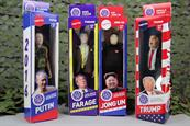 Zak creates spoof ad for action figure set of international political villains
