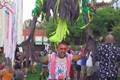 Inside The Gardenarium, Absolut's new immersive festival in Ibiza