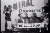 History of advertising: No 108: Thomas Edison's Admiral Cigarettes film