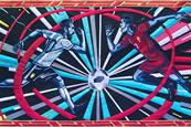 BBC's ambitious World Cup campaign makes history with an embroidered tapestry animation