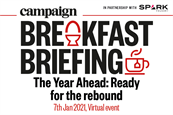 Campaign Year Ahead Breakfast Briefing - 7 January 2021