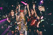 Bumble hosts Christmas party for singles