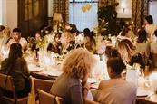 Bumble teams up with Chicken Shop Date creator to host Valentine's dinner