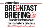 Booking.com, Direct Line and Eve to speak at Brand v Performance event