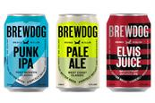 BrewDog will trade used cans for equity as part of sustainability manifesto